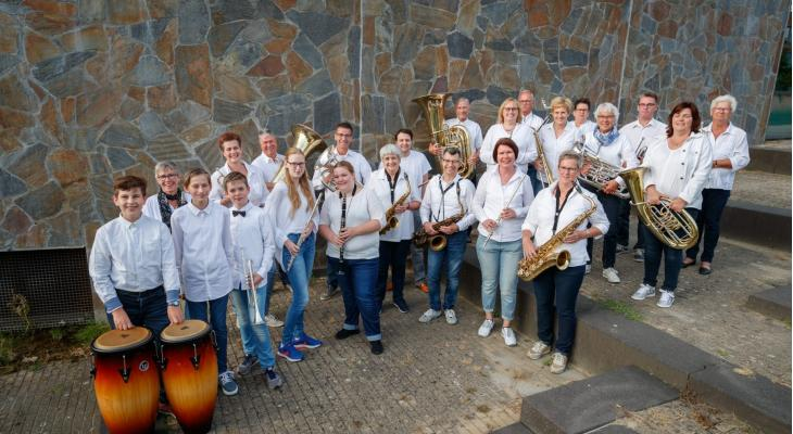 Muziekvereniging Zevenbergen met Made in Holland