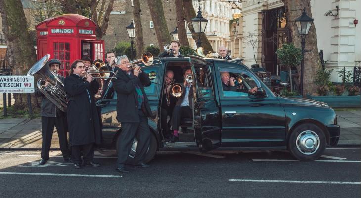 Maak kans om mee te spelen met London Brass