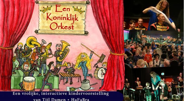 Een Koninklijk Orkest maakt kinderen warm voor muziek