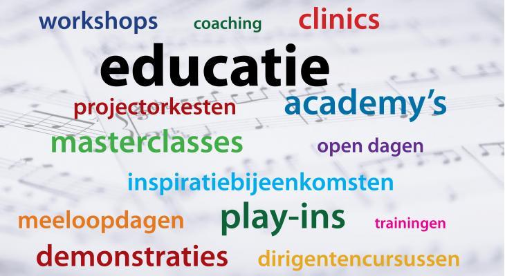 Nieuwe rubriek in KNMO Klankwijzer: alles over educatie