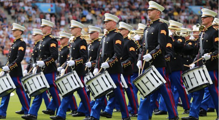 Parade met topkorpsen sluitstuk van WMC-festival BLOW!