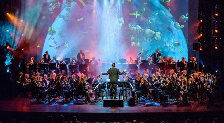 Concert door Orkest van de Douane & Belastingdienst