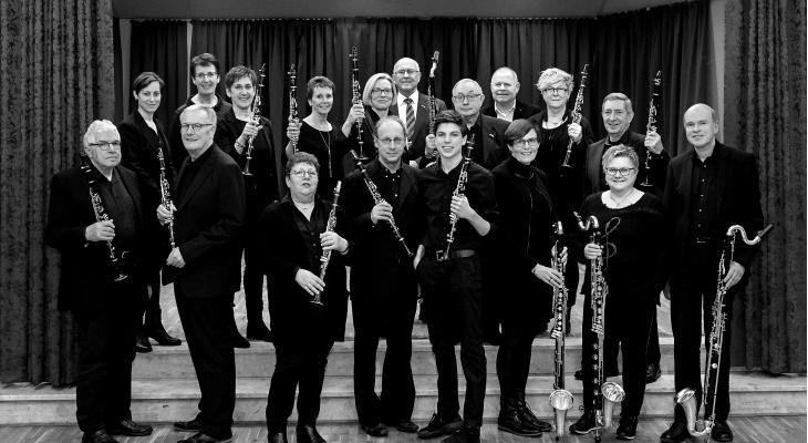 Klarinetworkshop met klarinetkwartet van de Koninklijke Luchtmachtkapel