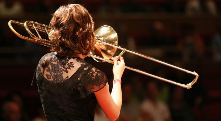 Brabantse kampioenswedstrijd voor solisten slagwerk