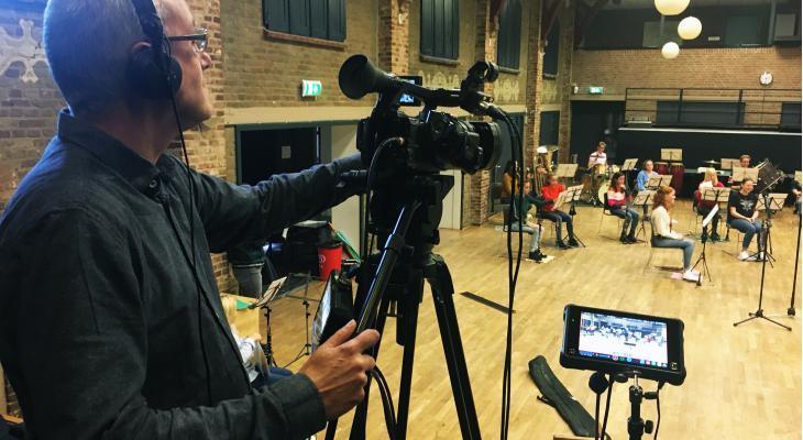 Fanfare Repertoire- en Netwerkdagen via livestream op Klankwijzer.tv