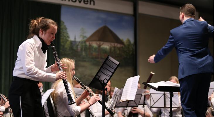 Orkesten laten talenten shinen bij De Adriaan