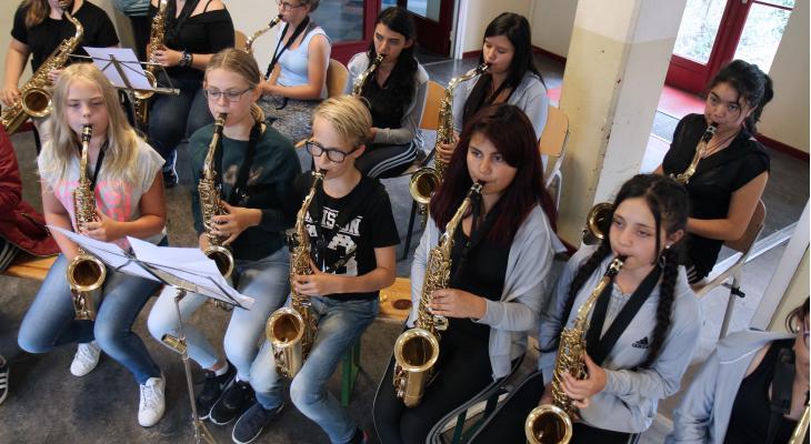 Gratis programma voor jeugd tijdens BLOW! by WMC