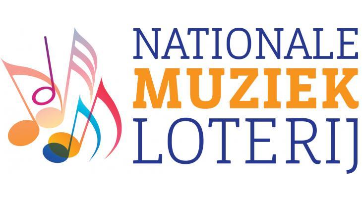 Nationale Muziekloterij: volgende maand 1ste trekking