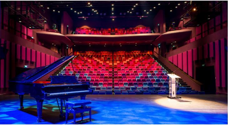 Limburgse bond biedt orkesten theaters aan voor repetities