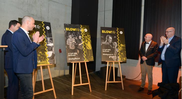 WMC pakt uit met nieuw zomerfestival BLOW!