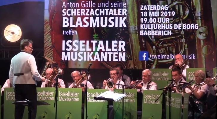 Bekijk ons op YouTube #11: De Isseltaler Musikanten