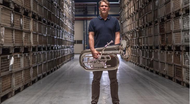 Perry Hoogendijk kiest voor Adams Brass