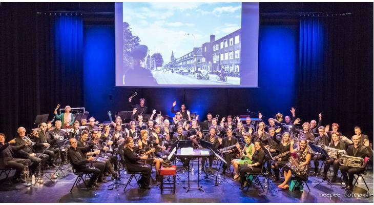 Utrechtse blaasorkesten na 40 jaar terug in TivoliVredenburg