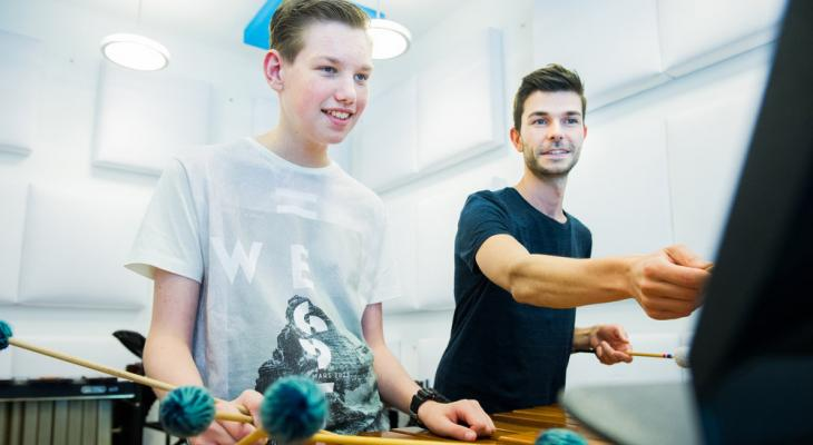 Percussion Friends komt met onlineversie van Academy