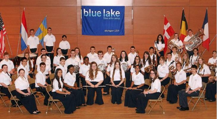 Blue Lake Winds Orchestra sluit Europa-tour af in Heiloo