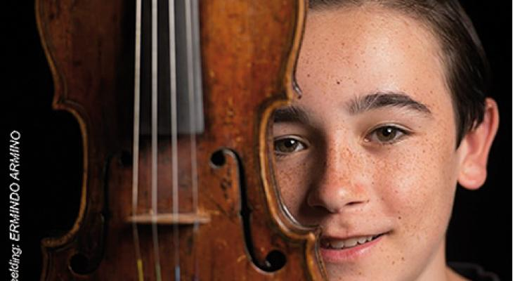 Adventconcert Sint Cecilia Ubachsberg met violist Enzo Kok