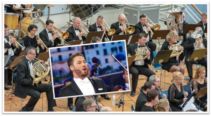 Philips Harmonie luidt 2020 in met Eric Reddet