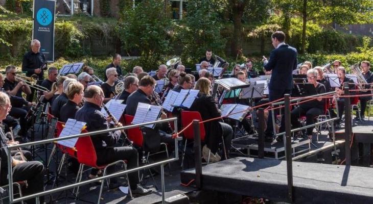 Boxtel's Harmonie presenteert musicalconcertOne Night Only
