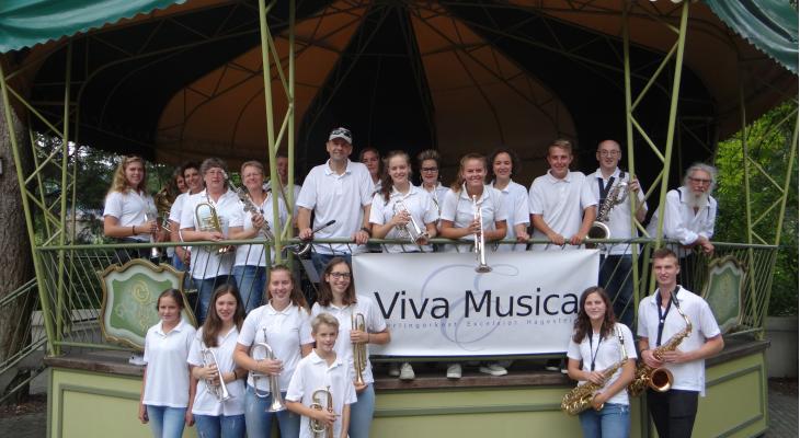 Orkest Viva Musica van Excelsior Hagestein zoekt dirigent(e)