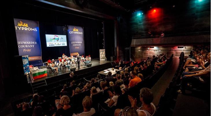 Zaterdag JOF Highlights tijdens CityProms