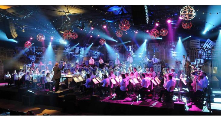 SingelConcert met twee orkesten en solisten