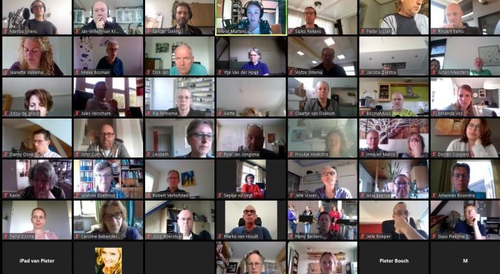 Zaterdag 5 september: Zoom-workshop 'Online verder'