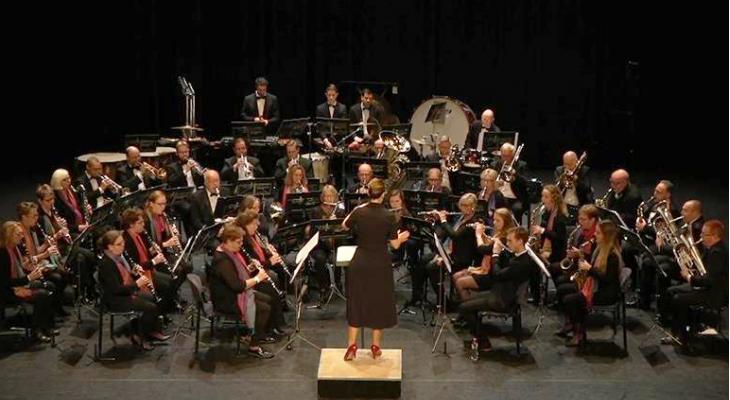 Excelsior Hoofddorp trapt concertconcours af