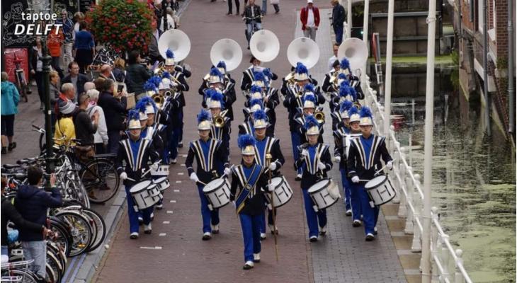 Show & Marchingband Victory Den Haag zoekt dirigent/hoofdinstructeur