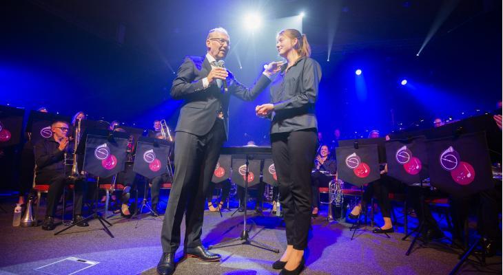 Hilly Buma winnaar van Spavo Award