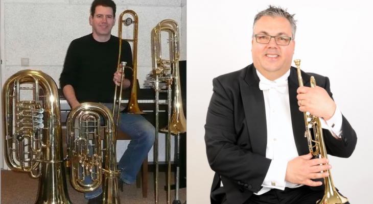 Workshops bij Apollo Brass met René Henket en Martien de Kam