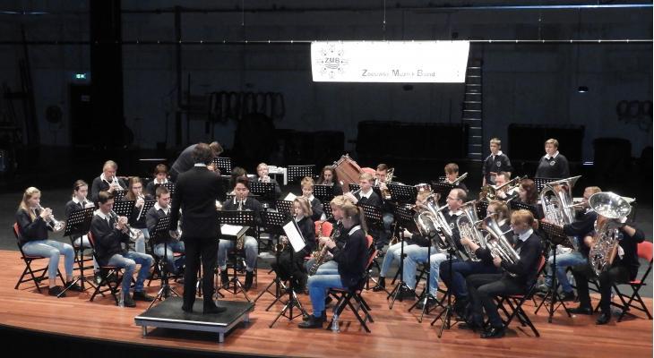 'Goed bezette orkesten op podium in Zeeland'