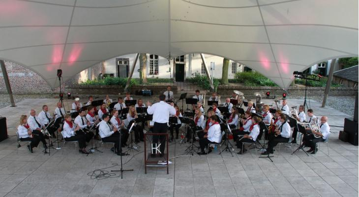 125 jaar muziek in Katwijk Binnen