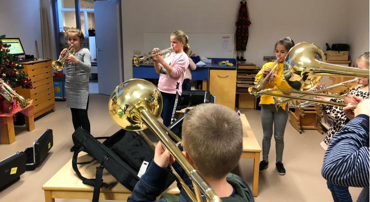 EXEMPEL actief op lokale basisschool