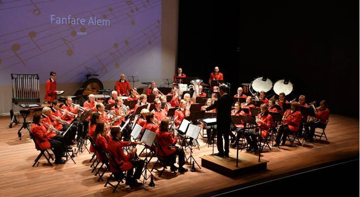 Fanfare Alem zoekt dirigent