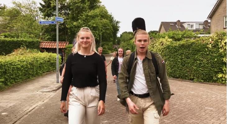 Jeugd uit Noordenveld in inspirerende videoclip