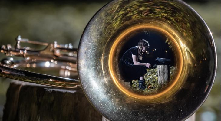 Zuilens Fanfare Corps met nieuwe productie