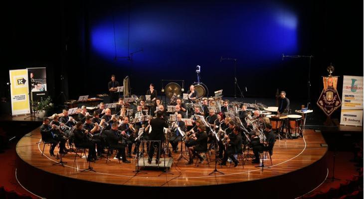 'Fijnzinnig spel van Limburgse fanfares'