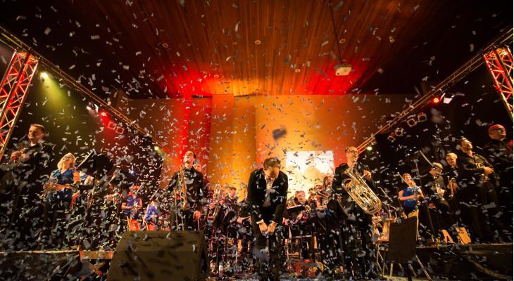 Brassband Groningen luidt 2019 in