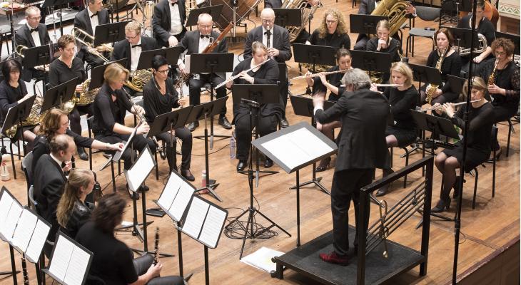 Gelderse orkesten presenteren Leef!