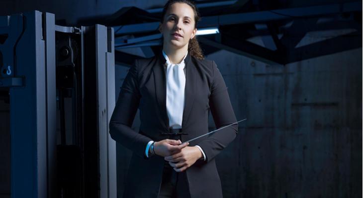 Droom jij er net als Sara van om een blaasorkest te dirigeren?