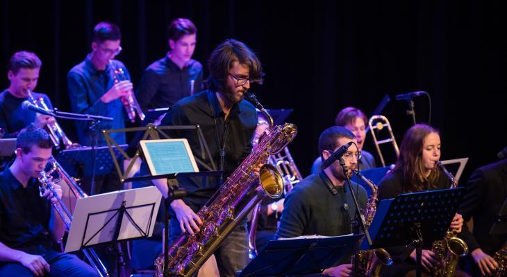 Young Talent Jazz Band op zoek naar aanstormend jazztalent