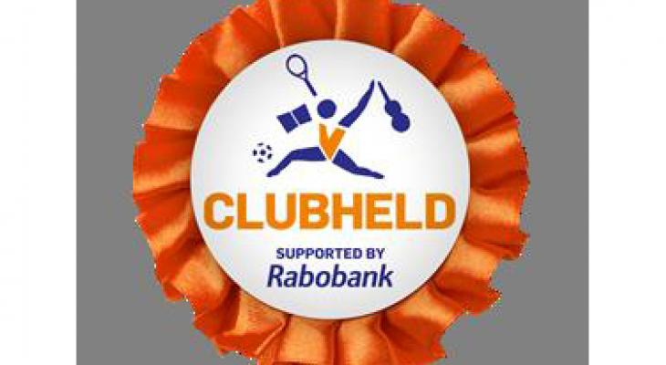 Nomineer jouw topvrijwilliger als Clubheld van het Jaar