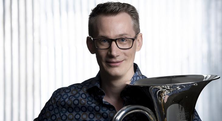 Onverwacht vertrek van Robbert Vos bij Brass Band Schoonhoven