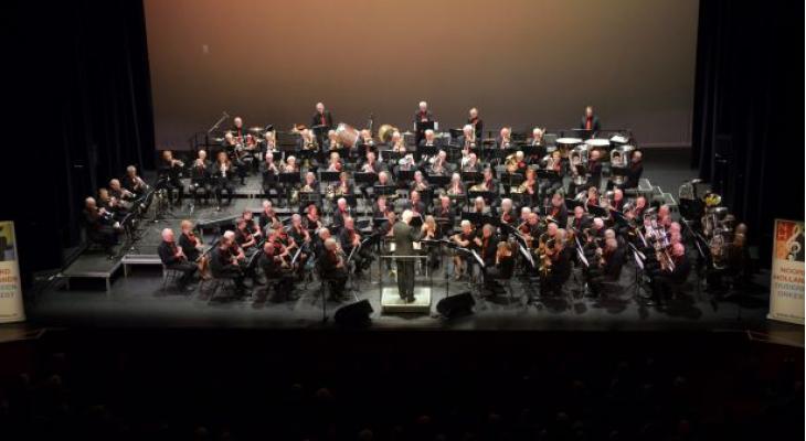 Voorjaarsconcerten door het Noord-Hollands Ouderen Orkest