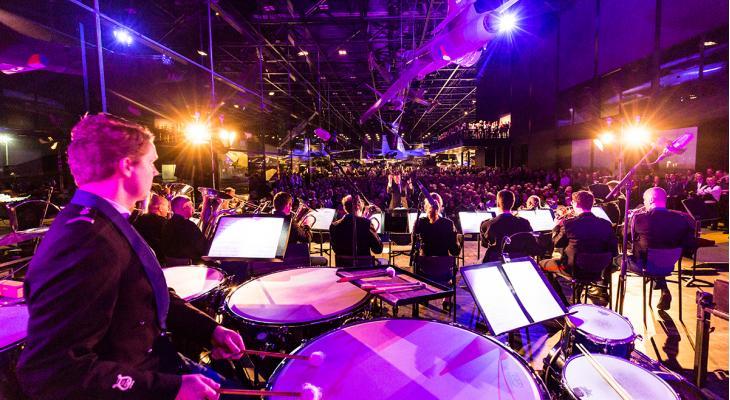 Kleurrijke Nacht van de Militaire Muziek