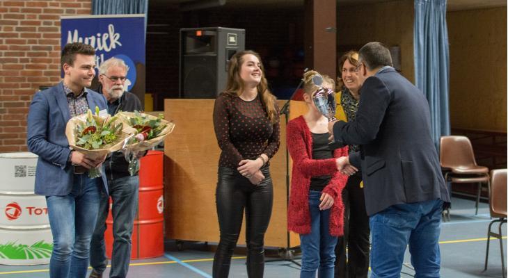 De Notenkrakers Makkum wint Jeugdfestival Femuza
