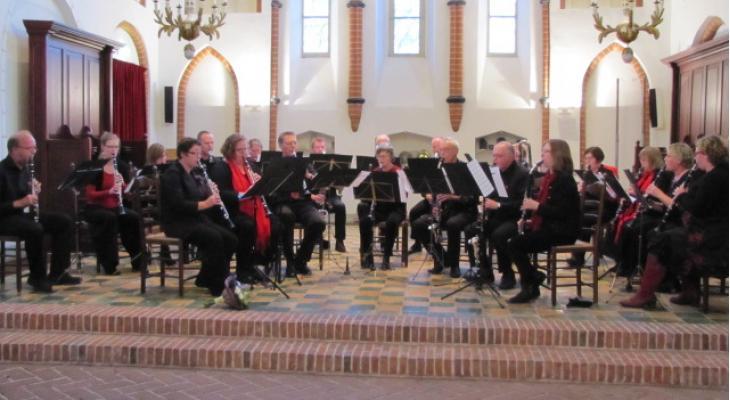Clarinets Unlimited speelt 'Meester en Leerling'
