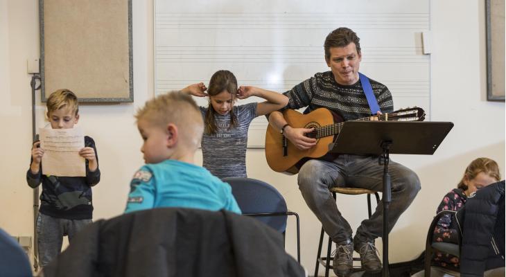 'Laat muziekdiploma meetellen in het voortgezet onderwijs'