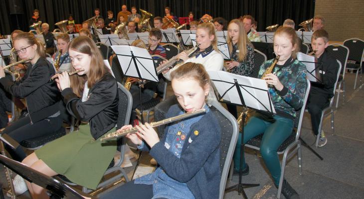 Inschrijving voor jeugdmuziekdag Altena geopend