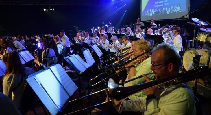 Crescendo Zuid-Beijerland zoekt dirigent